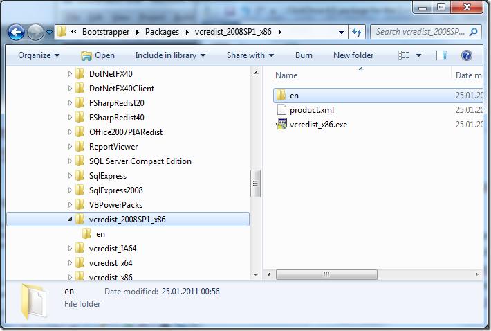 Microsoft Visual C++ 2008 SP1.