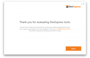 DevExpressInstall1