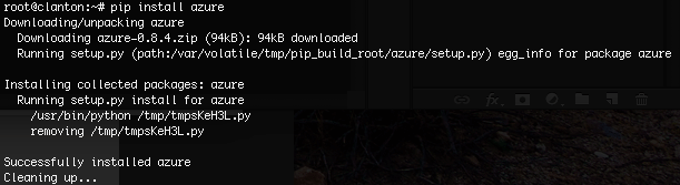 pip_install_azure