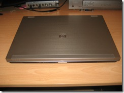 HP EliteBook 8730w Photo5