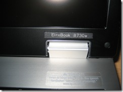 HP EliteBook 8730w Photo18