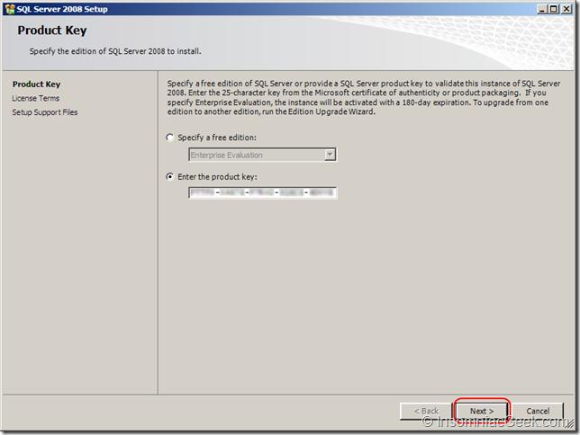 windows server 2008 r2 keys
